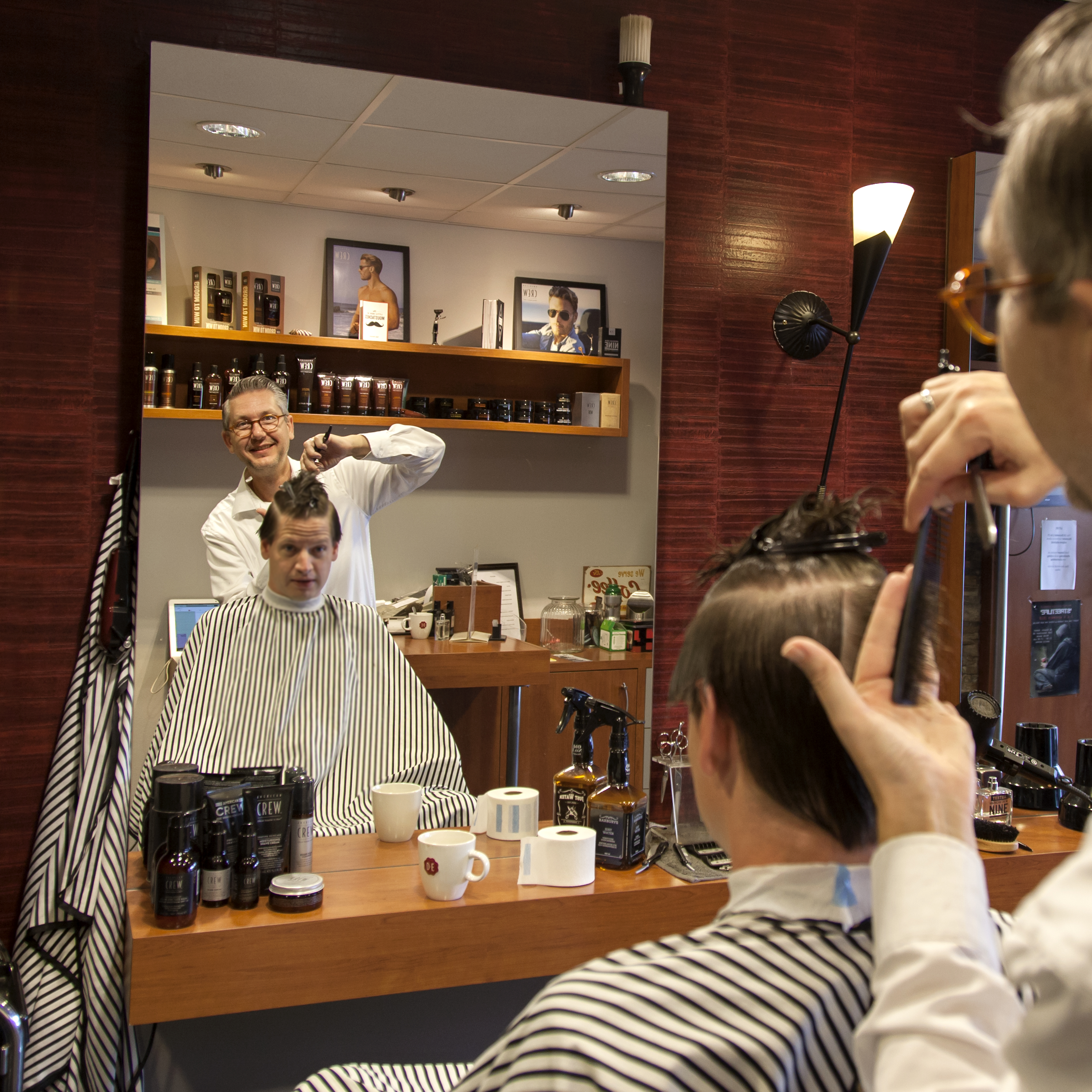 Hartje Gemert - Max barbershop