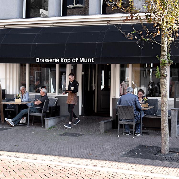 Brasserie Kop of Munt