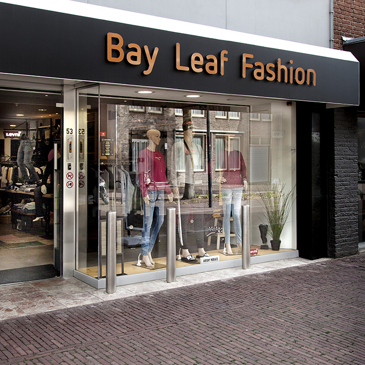 Hartje Gemert - Bay Leaf Fashion