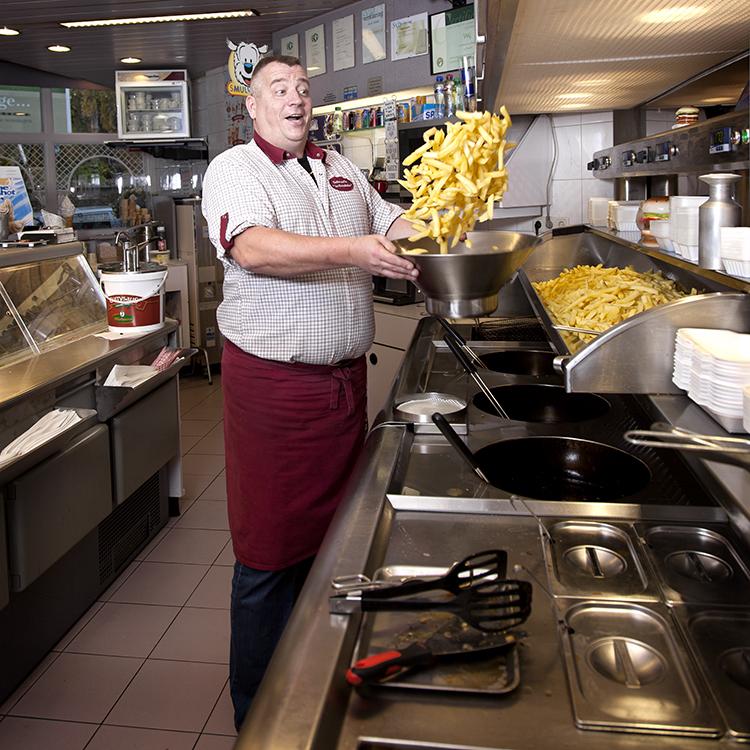 Hartje Gemert - Cafetaria La Gondola