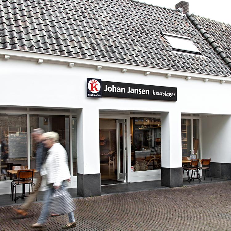 Keurslager Johan Jansen