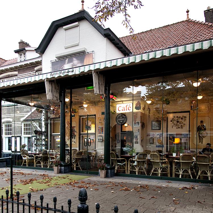 Café Den Engelenburcht