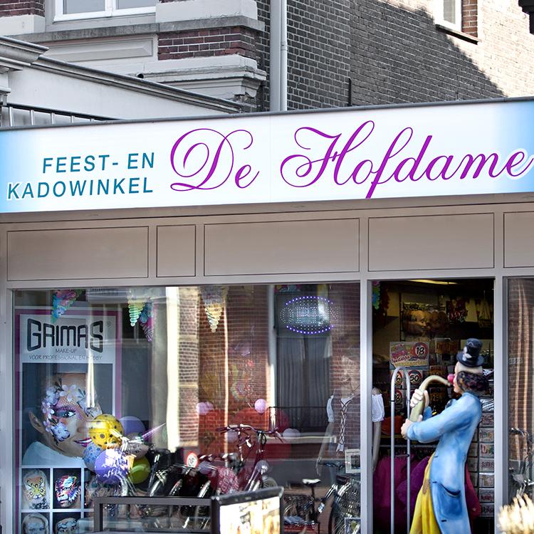 Feest en Kadowinkel De Hofdame