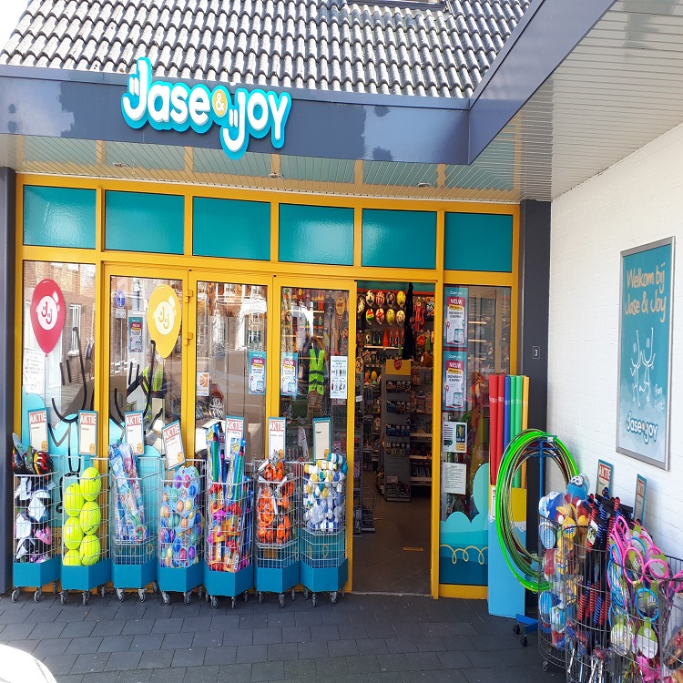 Jase & Joy Speelgoedwinkel bij Wijn