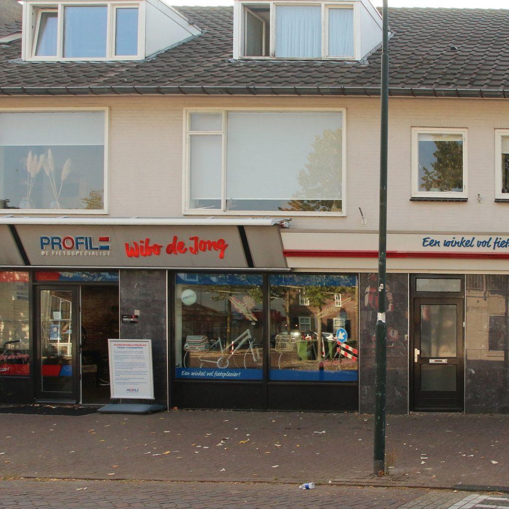 Profile Wibo de Jong