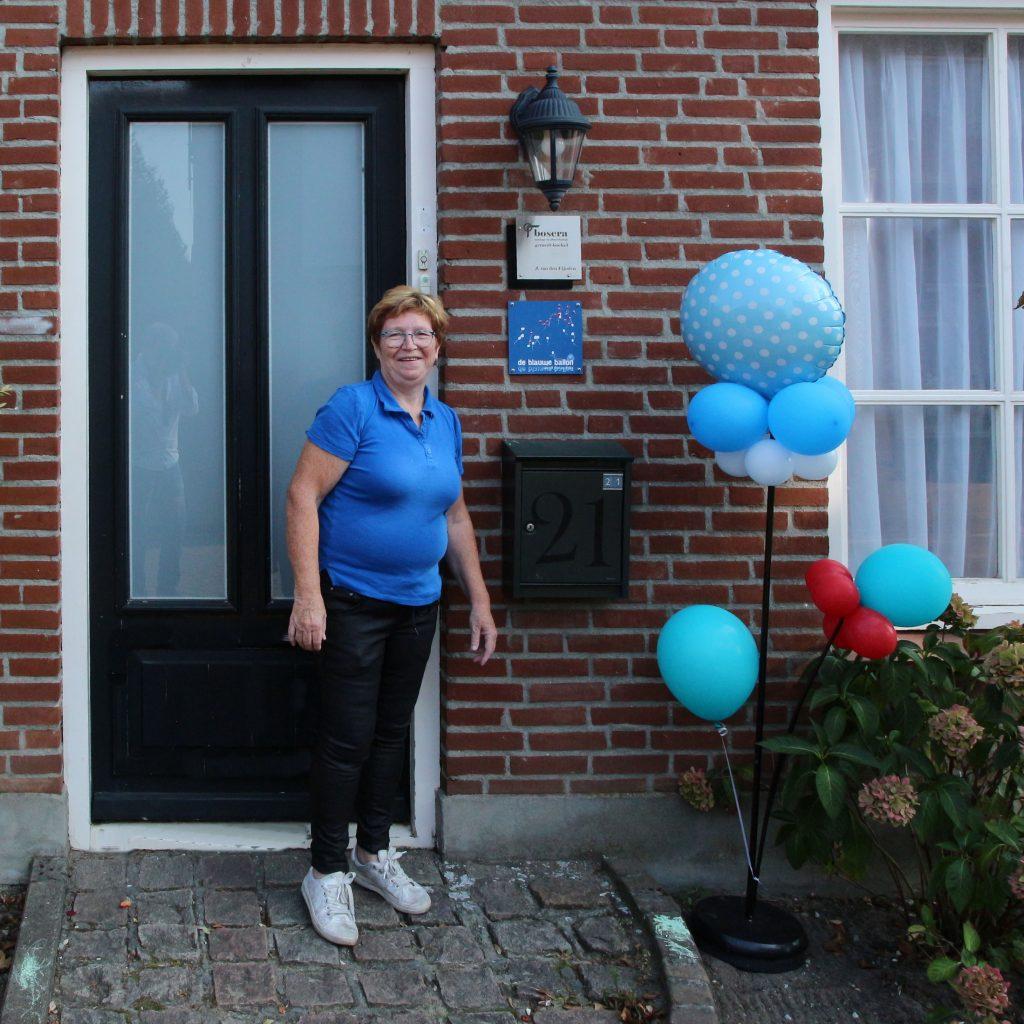 De Blauwe Ballon