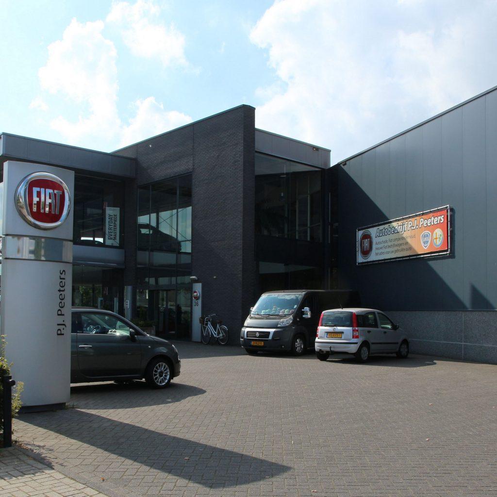 Fiat Peeters Autobedrijf P.J.